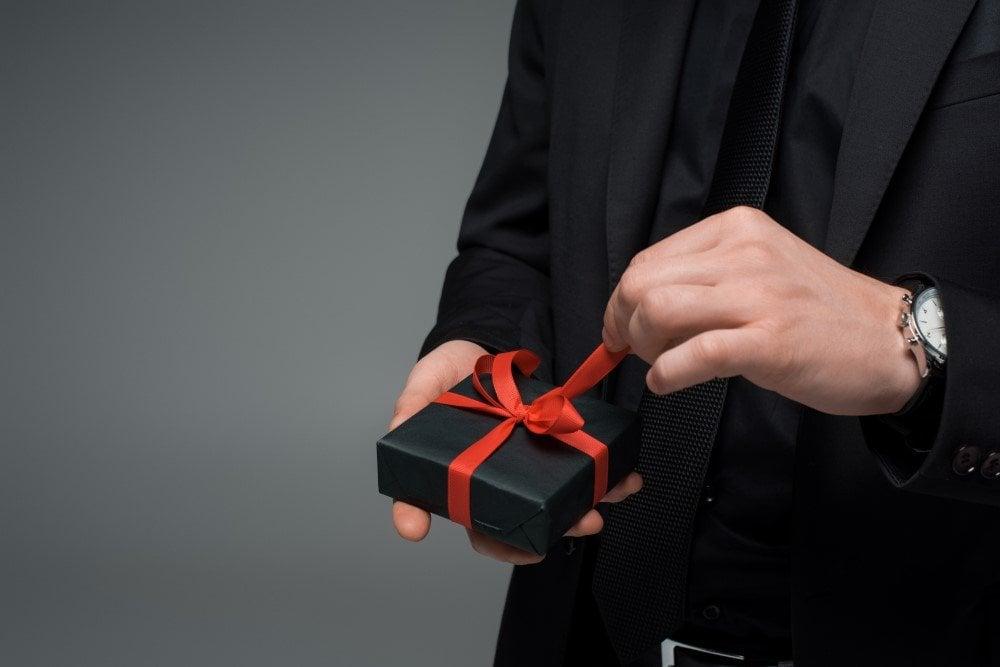 3 gode gaveidéer til fædre med et CVR-nummer