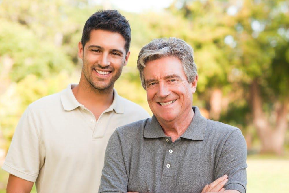 Lær din far nye ting på fars dag eller giv ham en oplevelse